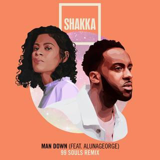 Man Down (Feat. AlunaGeorge) (99 Souls Remix) - Edit