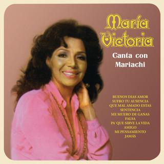 María Victoria Con Mariachi