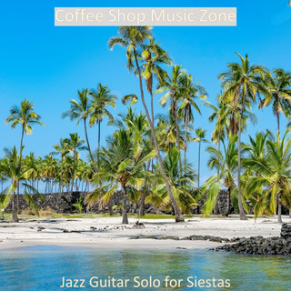 Jazz Guitar Solo For Siestas