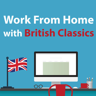 Work From Home With British Classics