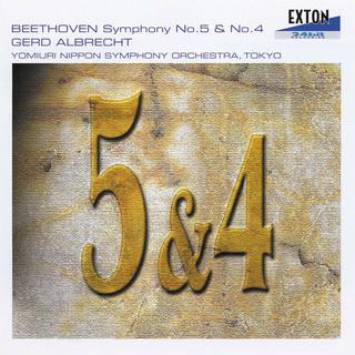 ベートーヴェン: 交響曲第 5番&第 4番