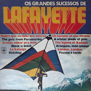 Os Grandes Sucessos De Lafayette