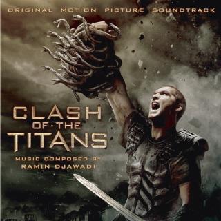 超世紀封神榜電影原聲帶 (Clash Of The Titans)