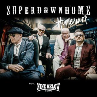 Homework (Feat. Nine Below Zero)