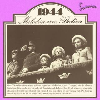 Melodier Som Bedara 1944