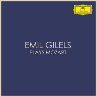 Emil Gilels Plays Mozart
