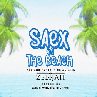 Saex On The Beach EP