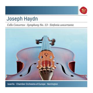 Haydn:Cello Concertos No. 1 In C Major & No. 2 In D Major; Symphony No. 13 In D Major; Sinfonia Concertante In B - Flat Major - Sony Classical Masters