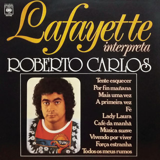 Lafayette Interpreta Roberto Carlos