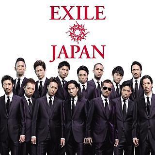 放浪日本/個人專輯 (EXILE JAPAN / Solo)