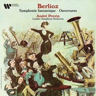 Berlioz:Symphonie Fantastique & Ouvertures