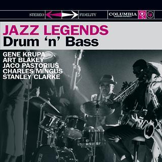 Jazz Legends:Drum 'N' Bass