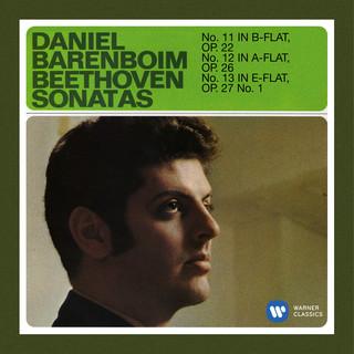 Beethoven:Piano Sonatas Nos. 11, 12 & 13