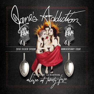 Alive At Twenty - Five - Ritual De Lo Habitual Live