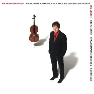R. Strauss:Romanze - Don Quixote - Sonate In F - Dur Op. 6