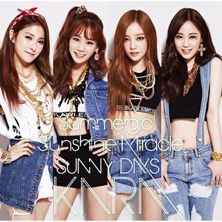 Summergic / Sunshine Miracle / Sunny Days