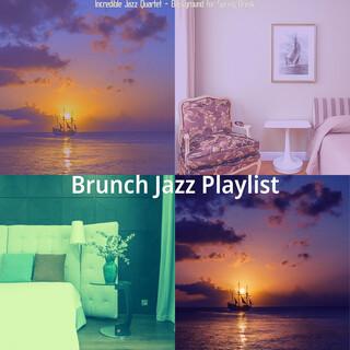 Incredible Jazz Quartet - Background For Spring Break
