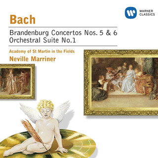 Bach: Brandenburg Concertos Nos. 5 & 6 & Orchestral Suite No.1