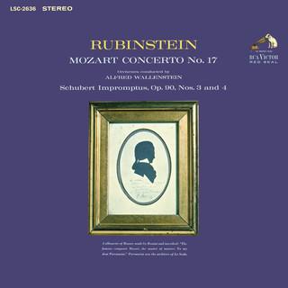 Mozart:Piano Concerto No. 17 In G Major, K. 453 - Schubert:Impromptu No. 3 In G - Flat Major & Impromptu No. 4 In A - Flat Major, D. 899