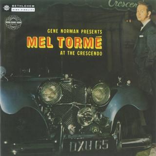 Mel Tormé At The Crescendo