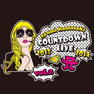 ayumi hamasaki COUNTDOWN LIVE 2013-2014 A ~setlist original ver. vol.2~