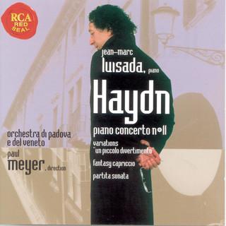 Haydn:Concerto, Fantasy, Variations