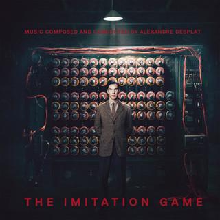 模仿遊戲電影原聲帶 (The Imitation Game Original Motion Picture Soundtrack)