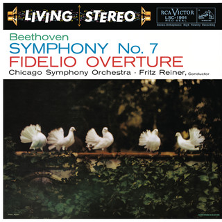 Beethoven:Symphony No. 7 In A Major, Op. 92 & Fidelio Overture