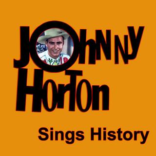 Johnny Horton Sings History