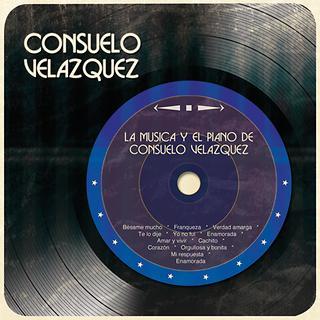 La Musica Y El Piano De Consuelo Velazquez
