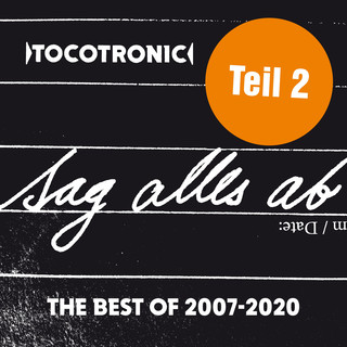 SAG ALLES AB - THE BEST OF TEIL 2 (2007 - 2020)