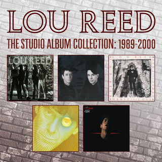 The Studio Album Collection:1989 - 2000