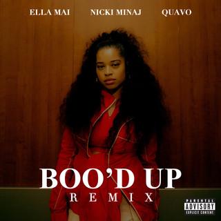 Boo'd Up (feat. Nicki Minaj & Quavo) [Remix]