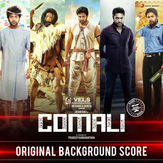 Comali (Original Background Score)