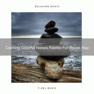 Calming Colorful Noises Palette For Power Nap