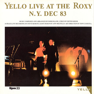 Live At The Roxy N.Y. Dec.'83