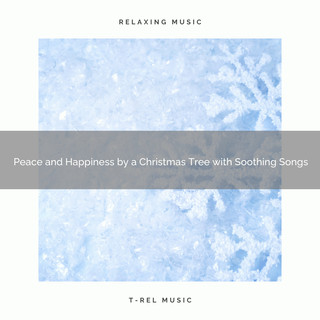 Peace And Happiness By A Christmas Tree With Soothing Songs