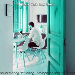 Backdrop For Evenng Unwinding - Vibraphone And Tenor Saxophone