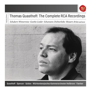 Thomas Quasthoff:The Complete RCA Recordings