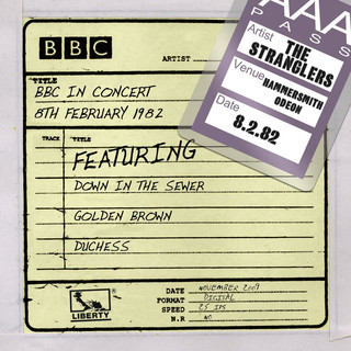BBC In Concert (8th February 1982)