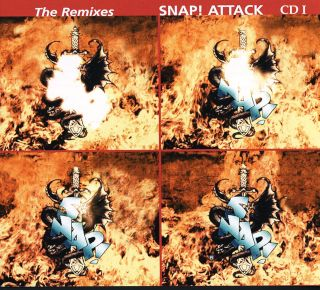 Attack - The Remixes