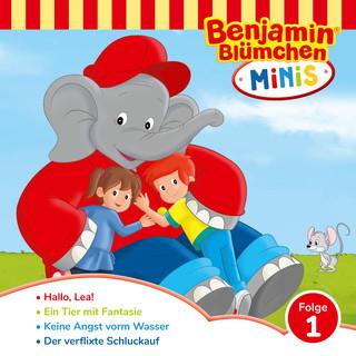 Benjamin Minis - Folge 1:Hallo, Lea !