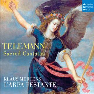 Telemann:Sacred Cantatas