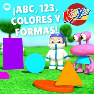 ¡ABC, 123, Colores Y Formas !