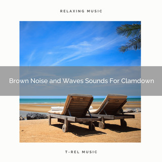 Brown Noise And Waves Sounds For Clamdown