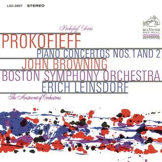 Prokofiev:Piano Concerto No.2 In G Minor, Op. 16 & Piano Concerto No. 1 In D - Flat Major, Op. 10