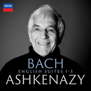Bach:English Suites 1 - 3