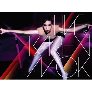 L!ve Is... Karen Mok 拉活... 莫文蔚
