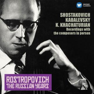 羅斯托波維奇世紀典藏 - 蕭士塔高維奇 & 哈查督量:大提琴奏鳴曲 (Shostakovich, Kabalevsky & Khachaturian, Karen:Cello Sonatas (The Russian Years))