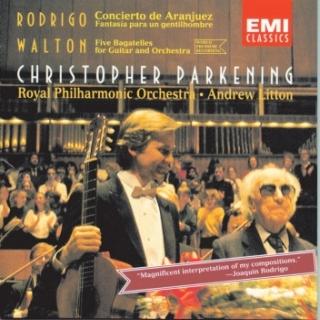 Concierto De Aranjuez / 5 Bagatelles